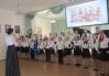 Церемония открытия мемориальной доски В.И.Казенину