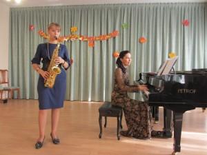 Преподаватель по классу кларнета Селезенева Г.С.