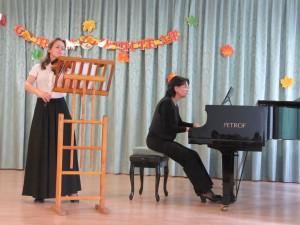 Преподаватель по классу скрипки Скутина Е.А.