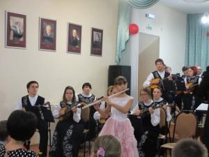 Солистка Анна Рублева