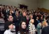 Открытый городской фестиваль хоровых коллективов «Любимый город на семи холмах» (04.12.2016)