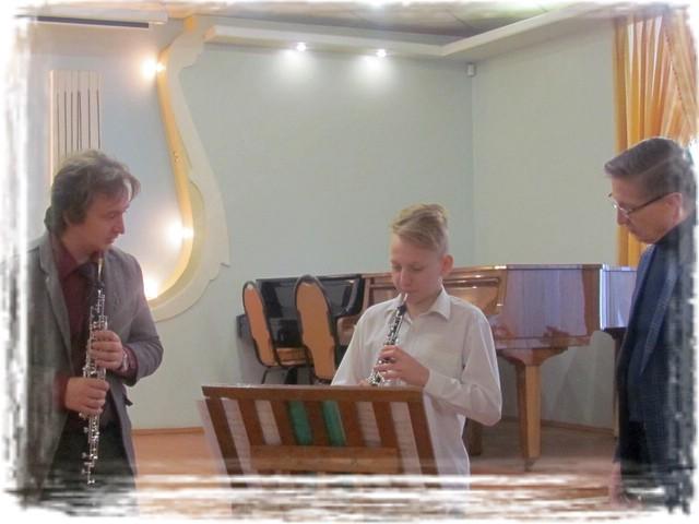 Мастер-класс Алексея Балашова