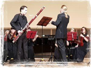 Концерт преподавателей Первой детской музыкальной школы с Вятским камерным оркестром
